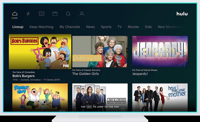 Watch Hulu Anywhere