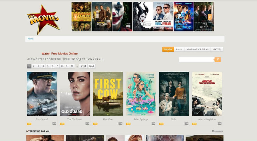 Putlocker Alternatives - Los Movies