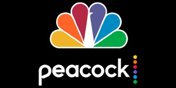 Peacock TV Icon