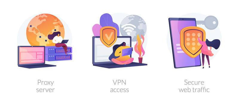 VPN terms