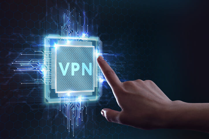VPN network security internet privacy