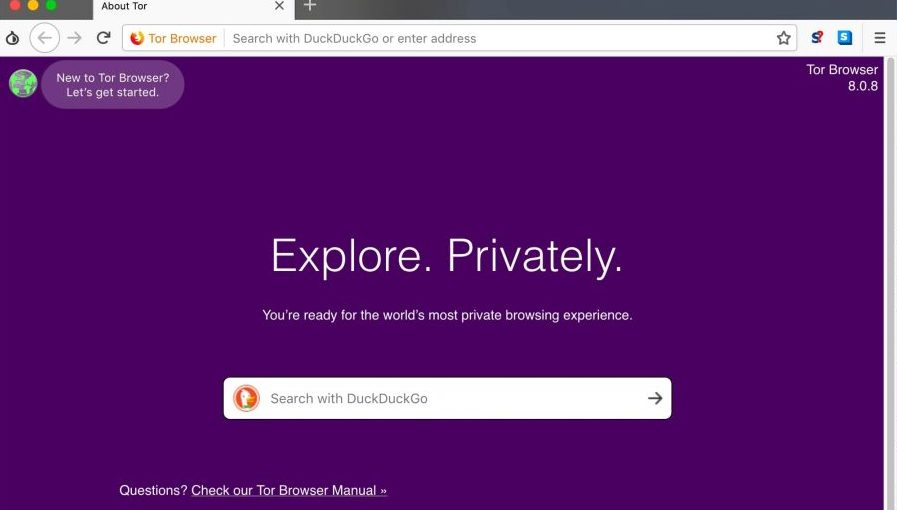 Use Tor VPN for maximum Private